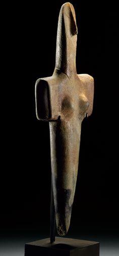 Sardinian figurine