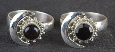 Other – Lot Of 2 Sterling Silver Wholesale Rings WBJR-566 – a unique product by…