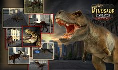 Go to the dreamland of the #dinosaurs- Prehistoric Jurassic Ages with a #thrilling #3Dgame #DinosaurSimulatorFreeGame . Explore the huge city map with your giant #3DDinosaur. Be the massive dinosaur and roam around the extreme locations.  Unleash the beast in you with this dinosaur #simulationgame available on the #GooglePlay Store. #Download now and experience the thrill of being an actual giant #dinosaur…