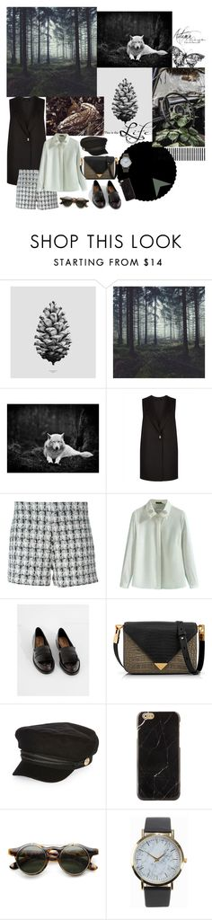This is the Life by mariettamyan on Polyvore featuring мода, Jaeger, Giamba, Alexander Wang, NLY Accessories, River Island, ZeroUV, Holly's House and National Geographic Home