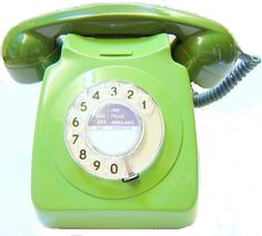 vintage telephone | ... vintage/antique telephones to complement the period feel of your house