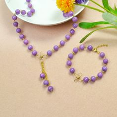 This tutorial is entirely about how to make handmade jewelry set with beads.