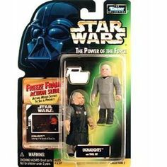 Star Wars Freeze Frame Ugnaughts Action Figures by Kenner. $6.66. Must have for any Star Wars enthusiast. Includes a Freeze Frame Action Slide. Experience the Power of the Force. Ugnaughts comes with an exciting tool kit. Ages 4 and up. Star Wars collective figure includes Freeze Frame Action Slide