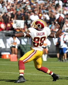 Pierre Garcon // Washington Redskins Check out our webcast with him tonight at 5:30 ET on Facebook.com/FedEx. Use #AskGarcon to chat with him LIVE. #NFL #PierreGarcon