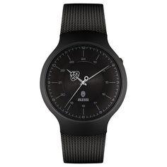 Dressed Watch Black