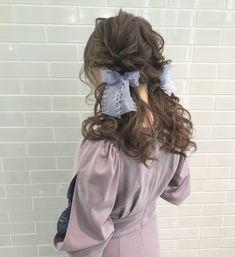 Dating invited hair long hair arrange hair style and hairstyle photos and images Kawaii Hairstyles, Pretty Hairstyles, Easy Hairstyles, Hair Arrange, Hair Reference, Aesthetic Hair, Hair Photo, Hair Looks, Dyed Hair