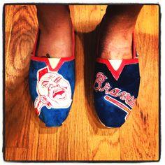 Atlanta Braves Toms.
