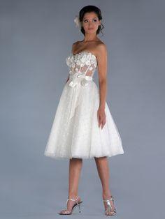 Bonnie-Vestido de Noiva em tule - dresseshop.pt