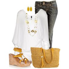 """""""Cool Spring"""" by daiscat on Polyvore"""