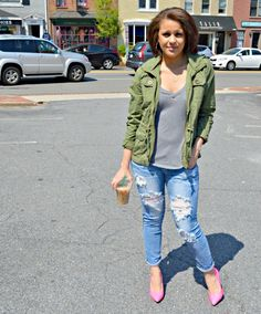 {new post} Military Barbie ft. Deb Shops over on Fashionably Lo today @Deb Shops