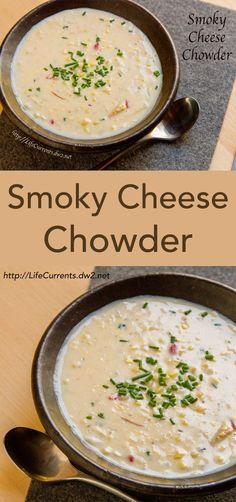 Smoky Cheese Chowder
