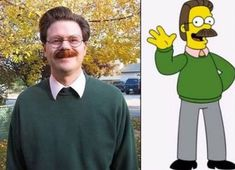 30+ Real Life Cartoon Doppelgangers That Will Make You Think They Are Twins