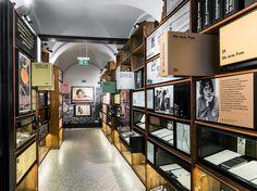 Literaturmuseum OeNB   Denkmalschutz   Projekte   BWM Architekten