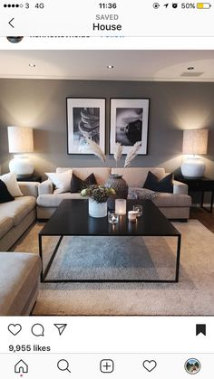 Minimalist Living Room Ideas - Need reminders on mastering the ins and also outs. - Minimalist Living Room Ideas – Need reminders on mastering the ins and also outs of minimal layout - Small Living Room Decor, Living Room Decor Apartment, Apartment Living Room, Home Decor, Room Inspiration, House Interior, Apartment Decor, Room Decor, Living Decor
