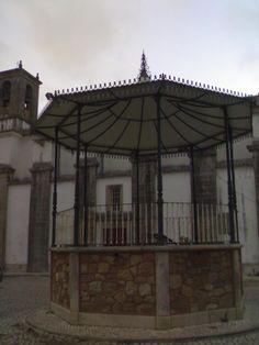 Reanimar os Coretos em Portugal: Sintra