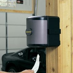 Professional  Towel Dispenser in January 2013 from Tool Shop on shop.CatalogSpree.com, my personal digital mall.