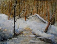 "Branka Božić, ""Home"" on ArtStack #branka-bozic #art"