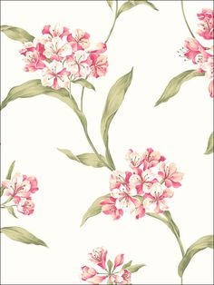Ashford House Veranda Wallpaper