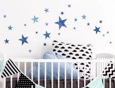 Die 17 besten Bilder von Wandsticker Sterne für das Kinderzimmer ...