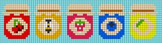 Alpha Patterns, Bead Patterns, Diy Kandi Bracelets, Pixel Art Templates, Jelly Jars, So Creative, Friendship Bracelet Patterns, Plastic Canvas, Perler Beads