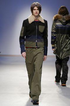 Iceberg Fall 2016 Menswear Fashion Show