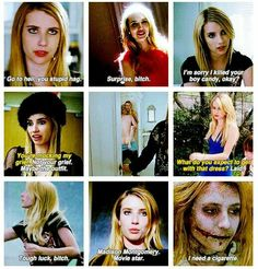 American Horror Story Coven Madison Montgomery