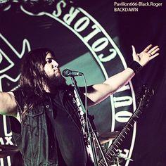 Pic by Black Roger - Pavillon 666 webzine