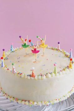 Las mejores cupcakes y tartas originales para fiestas