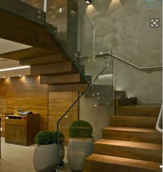 Love these stairs and how they look underneath