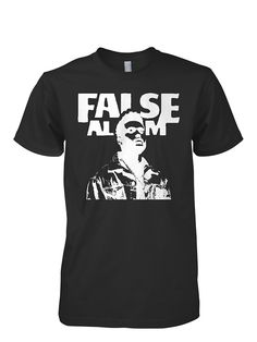 The Weeknd The Weeknd - False Alarm Choose your product, color and size: Fruit Of The Loom Tee, American Apparel Tee, V-Neck Tee, Relaxed Fit Ladies Tee, American Apparel Ladies Tee, Bella Flowy Tank,...