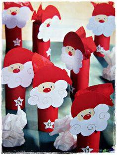 Flor de Tavira: Ideias para Natal * mais embrulhos