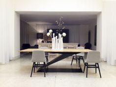 Exklusiver Designer-Esstisch Aero - palatti Dinning Room Bar, Designer, Conference Room, Table, Office, Furniture, Kitchens, Home Decor, Conference Table