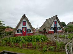 Santana, Madeira Portugal (Luglio)