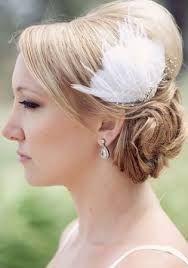 bride hairstyles for medium hair