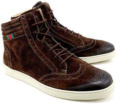 pre order b3995 ee29a Zapatos para Hombres Gucci, Detalle Modelo  295294-ceg00-2140 Estilo De  Zapatos