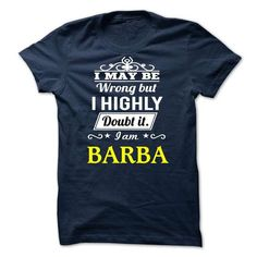 BARBA - I may be Team - #wedding gift #gift for him. CHECKOUT => https://www.sunfrog.com/Valentines/BARBA--I-may-be-Team.html?68278