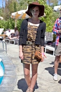 Mulberry BBQ Pool Party at Coachella Festival