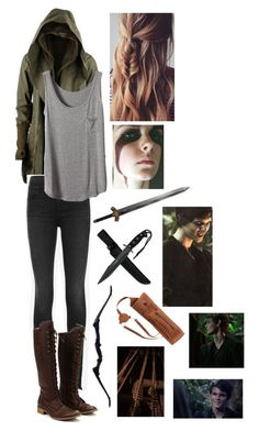 Clarke Griffin The 100