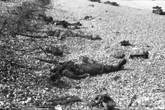 Beaches at Dieppe Canadian Soldiers, Canadian Army, Dieppe Raid, Fosse Commune, Man Of War, France, Royal Air Force, Military History, World War Two