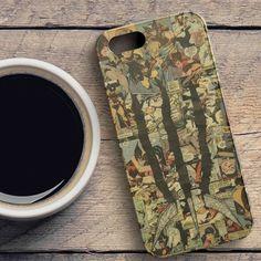 Xmen Wolverine Comic iPhone 5/5S Case | casefantasy