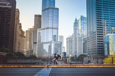 Fun Chicago Engagement Session - Pretty My Party