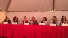 The Future's So Bright, We Have to Be Saved: Lisa Dess, Jodi Meadows, Karri Thompson, Elizabeth Fama, Lynne Matson, Mindy McGinnis