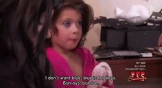 i have an unhealthy love for Toddlers and Tiaras