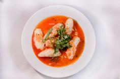 Ricotta Gnudi with Pomodoro Sauce