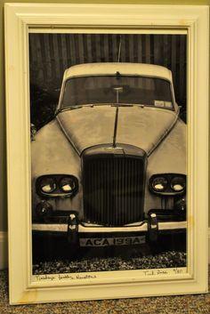 Ross Photography / Tuesday Weld's Bentley