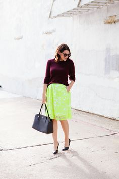 berry + lime
