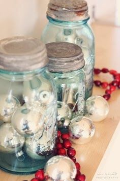 Tin Roof Farmhouse: 10 Simple Holiday Decorations