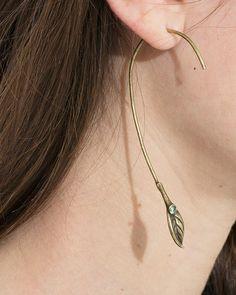 Fern Stone Earrings