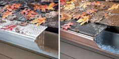 gutter guard | gardenista-several styles to consider