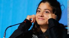After receiving good luck wishes from Pope Francis, refugee Yusra Mardini wins her swimming heat at the Rio Olympics. Meet the rest of…